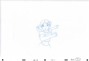 animation pose