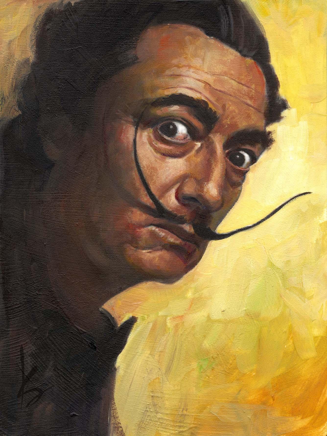 Famous Self Portraits Painting