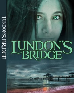 Mock up book cover for Lundon's Bridge