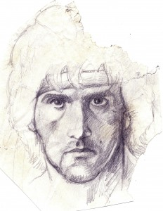 Sketch of Rambo.