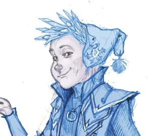 jack frost 2CU
